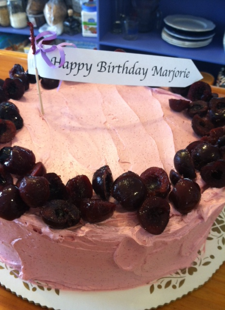 marjorie cake